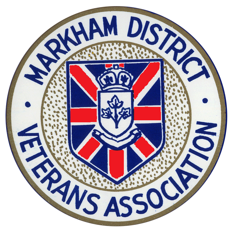 Markham District Veterans Association
